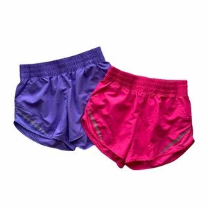 Athletic Works Women's 2 Pairs Of Running Shorts